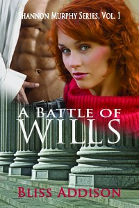 A Battle Of Wills by Bliss Addison