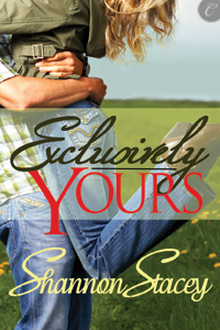 Exclusively Yours by Shannon Stacey cover