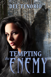 Tempting the Enemy by Dee Tenorio Cover
